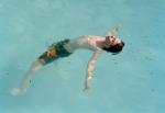 Jonathan, Swimming pool, July 2013