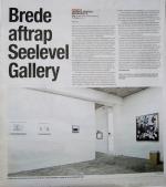Openingsexpositie nieuwe locatie Seelevel Gallery