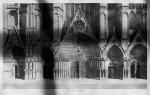 Laurence Aëgerter, Cathédrale 3′, From the serie: Cathédrales, 2014, 63,5 x 100 cm, unicum + 2 AP