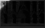 Laurence Aëgerter, Cathédrale 1h55′, From the serie Cathédrales, 2014, 63,5 x 100 cm,  unicum + 2 AP