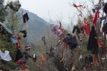 Hanging garments, Zhongnanshan