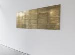 Tanja Engelberts, Bozeman's Curse, 2016, etched brass, 200 x 80 cm