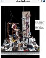 Preview Unseen Photo Fair in Volkskrant Magazine