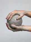 Maura Biava, Sphere #01, 2018, C-print, wooden frame, museum glass, 30 x 40 cm, 5 + 1 AP