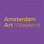 We are participating at Amsterdam Art Weekend