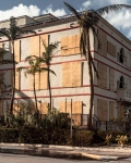 Hotel after Hurricane, 2017,  from the series FloodZone | Archival Pigment Print or Dye-Sublimation Print on Metal | 63 x 50 cm and 100 x 80 cm | ed. 1/5