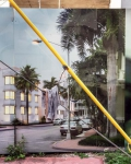 Construction in South Beach II, 2018, from the series FloodZone | Archival Pigment Print or Dye-Sublimation Print on Metal | 100 x 80 cm and 127 x 100 cm | ed. 1/5