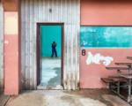 Anastasia Samoylova, Flamingo Park, Miami Beach, Florida. 2017, Archival Pigment Print or Dye-Sublimation Print on Metal   50 x 40 cm, 100 x 80 cm   ed. 5 + 2 AP